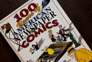 The Comics and Periodical Reading Room