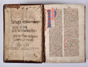 Rkp. 1717. Johannes Januensis, Catholicon, 1457