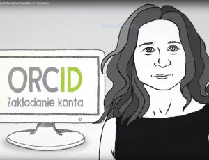 ORCID identifier - setting up
